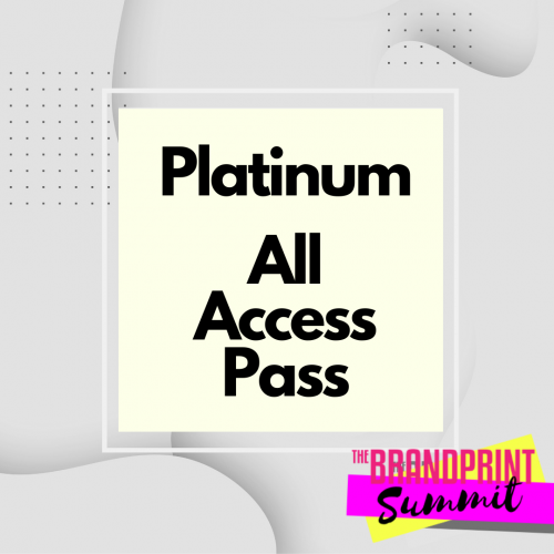 Platinum All Access Pass
