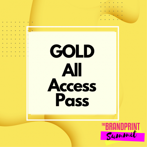 Gold All Access Pass