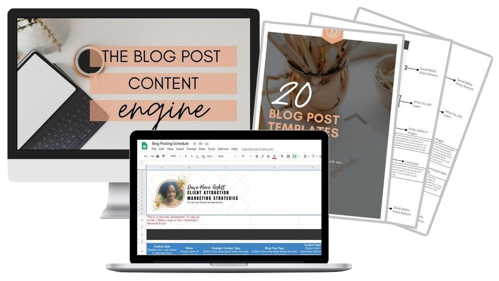 Blogging for Clients toolkit